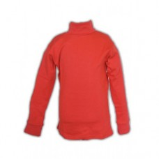 The Hawthorns - Red Polo Neck