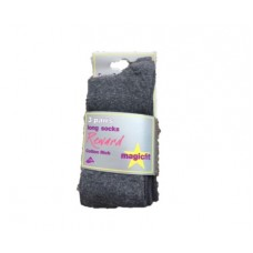 The Hawthorns - Long Grey Socks 3pp