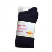 The Hawthorns - Long Navy Socks 3pp