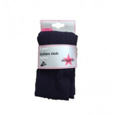 The Hawthorns - Navy Tights 2pp