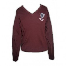 Langley - Maroon Jumper
