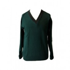 St Michaels - Green Jumper
