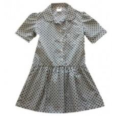 St Michael's - Drop Waist Dress