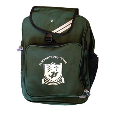 St Michaels - Back Pack