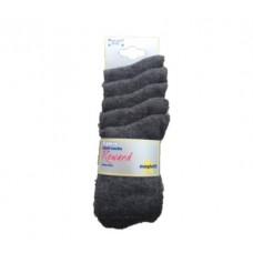St Michael's - Short Grey Socks 5pp
