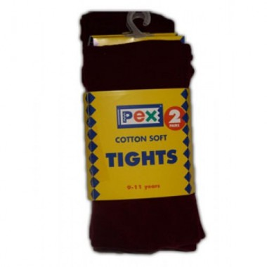 St Michaels - Maroon Tights 2pp