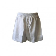 St Michaels - White PE Shorts
